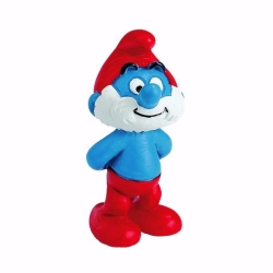 The Smurfs Schleich® Figure - Papa Smurf (20533)