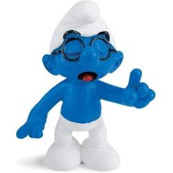 Figura Schleich® Los Pitufos - Pitufo con gafas (20536)