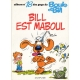 Comics enamel sign Coustoon Billy and Buddy Maboul COU09 (2013)