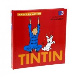 Livre pour enfants éditions Moulinsart Tintin, Les nombres 24372 (2018)