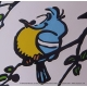 Plaque émaillée BD  Coustoon Boule et Bill Bill est Maboul COU09 (2013)
