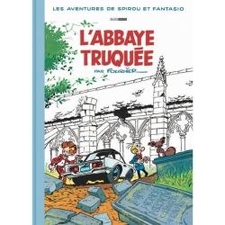 Album de luxe Black & White Spirou et Fantasio: L'Abbaye Truquée (2018)