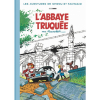 Deluxe album Black & White Spirou and Fantasio: L'Abbaye Truquée (2018)