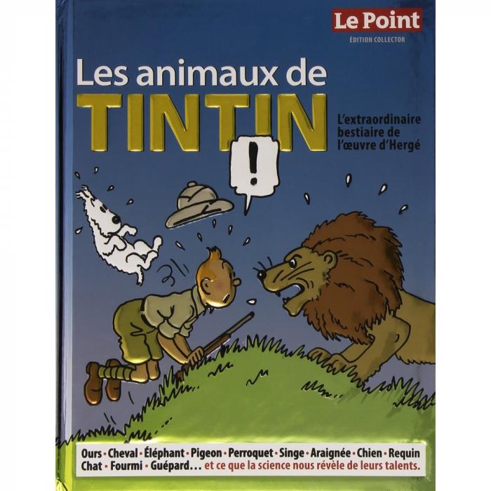 Hors-Série Le Point: Hergé, Les animaux de Tintin 23247 (2015)
