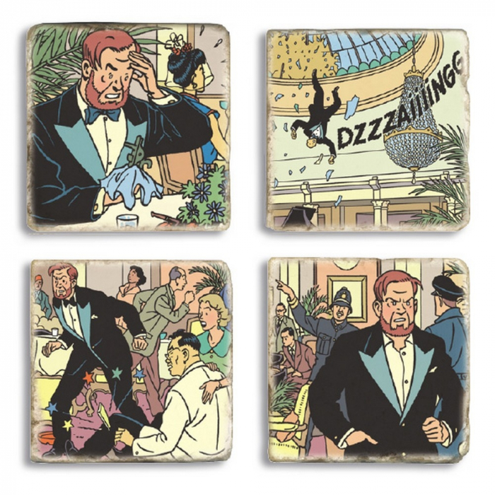 Marbles signs Blake and Mortimer Valley of the Immortals T1 (4,8x4,8cm)