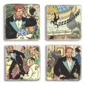 Marbles signs Blake and Mortimer Valley of the Immortals T1 (5x5cm)