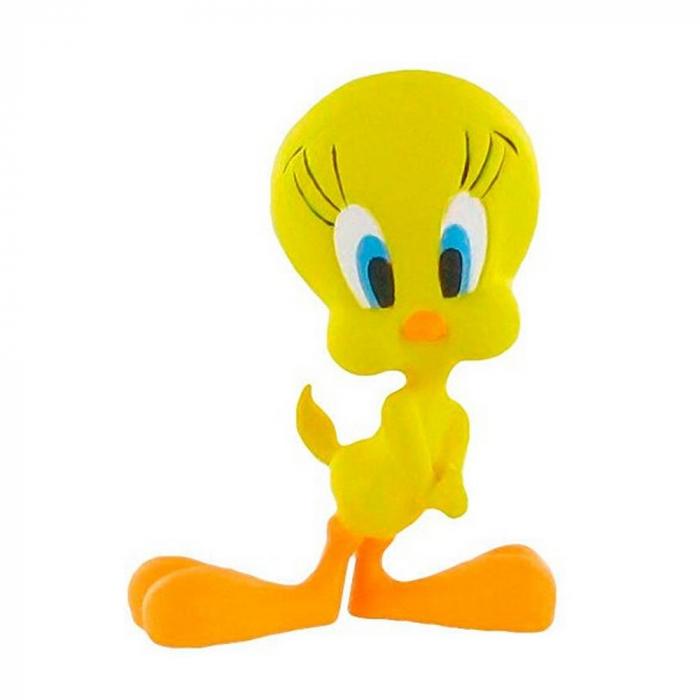 Collectible Figure Warner Bros Looney Tunes Tweety (6cm)