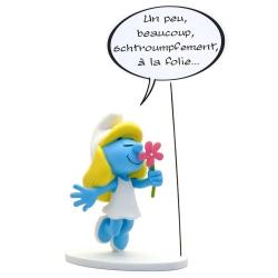 Figurine Plastoy: Un peu, beaucoup, schtroumpfement, à la folie... 00144 (2019)