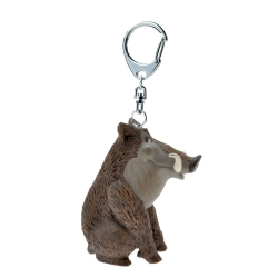 Keychain figure Plastoy Astérix and Obélix, the boar 60392 (2019)