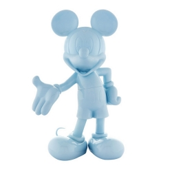 Statue by Leblon-Delienne Disney Mickey Mouse Welcome Lacquered Life-Size (2018)
