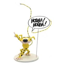Figura de colección Plastoy Marsupilami, Houba ! Houba ! 00406 (2019)
