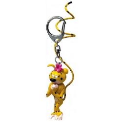 Porte-clés figurine Plastoy La Marsupilamie 65042 (2019)