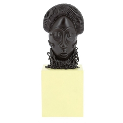 Figura de colección Tintín La máscara Africana 14cm 46012 (2019)