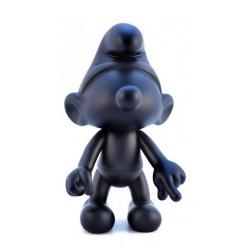 Figurine de collection Leblon-Delienne Le Schtroumpf Noir Artoyz 20cm (2013)