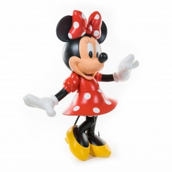 Statue by Leblon-Delienne Disney Minnie Mouse Life-Size (2018)