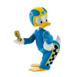 Figurine de collection Bully® Disney - Donald Duck pilote de course (15464)