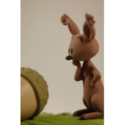 Collectible figure Fariboles Spirou and Fantasio: Spip the squirrel BEB (2016)