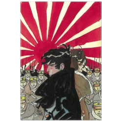 Decorative Magnet Corto Maltese La Jeunesse, 1985 (55x80mm)