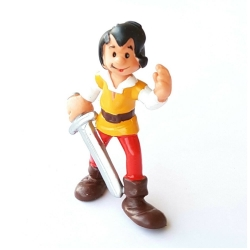The Smurfs Schleich® Figure - Johan with his sword (20498)