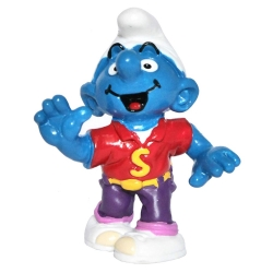 The Smurfs Schleich® Figure - Smurf Disco (20444)