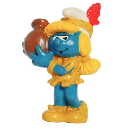 The Smurfs Schleich® Figure - Indian Smurfette (20167)