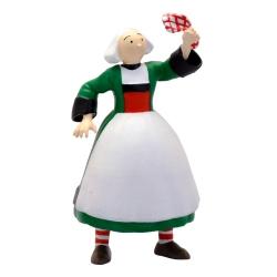 Figura de colección Plastoy: Bécassine llevando un pañuelo 61000 (2019)