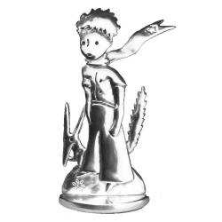 Figura de colección El Principito con el zorro Les étains de Virginie (2019)