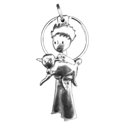 Collection Keychain The Little Prince with sheep Les étains de Virginie (2019)