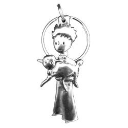 Llavero figura colección El Principito con la oveja Les étains de Virginie (2019)