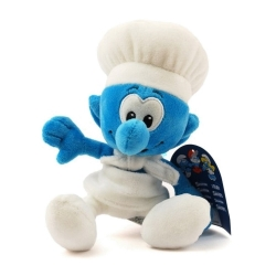 Soft Cuddly Toy Puppy The Smurfs: The Smurf Chef Cooker 20cm (755618)