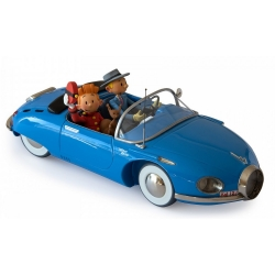 Voiture collection Fariboles Spirou et Fantasio et la Turbotraction LVF02 (2019)
