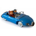 Collectible car Fariboles Spirou and Fantasio and the Turbotraction LVF02 (2019)