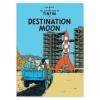 Postal del álbum de Tintín: Destination Moon 34084 (10x15cm)