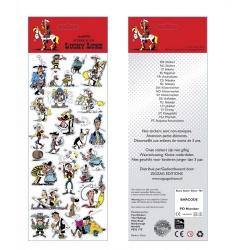 Carné de pegatinas Lucky Luke 31x11cm (FSLL02)