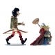 Collectible figurine Pixi Johan and Peewit, on the way 1702 (2019)
