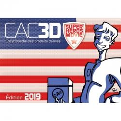Catálogo cac3d de figuras de película Sideshow / Attakus / Gentle Giant (2019)