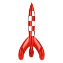 Collectible Resin Moon Rocket Tintin Moulinsart 150cm 46499 (2019)