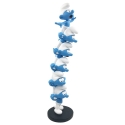 Collectible Figurine Plastoy The column of the Smurfs 100cm (2019)