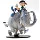 Figura de colección Pixi Tomás el Gafe y el elefante 6600 (2019)