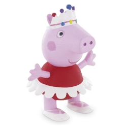 Collectible Figurine Comansi Peppa Pig dancer 7cm (2013)