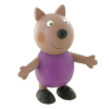 Figurine de collection Comansi Peppa Pig, Chien Danny 7cm (2013)