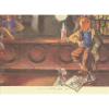 Ex-libris Offset Homenaje a Tintín, F. Miro N°1 (23,5x17cm)