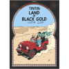 Carte postale album de Tintin: Land of Black Gold 34083 (10x15cm)