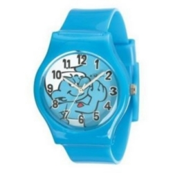 Silicone Watch Puppy Junior The Smurfs (Hefty Smurf)