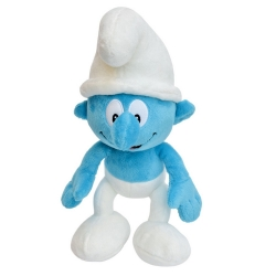 Soft Cuddly Toy Puppy The Smurfs: The Classic Smurf 45cm (755224)