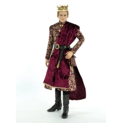 Figura de colección Three Zero Game of Thrones: Rey Joffrey Baratheon (1/6)