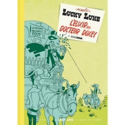 Álbum de lujo Black & White Lucky Luke: L'élixir du Docteur Doxey (2018)