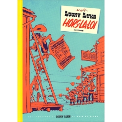 Álbum de lujo Black & White Lucky Luke: Hors-la-Loi (2018)