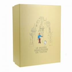 Figura de colección en resina Tintín y Milú Moulinsart 25cm 46007 (2016)