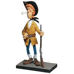 Collectible Figurine Fariboles Lucky Luke, Calamity Jane (2019)